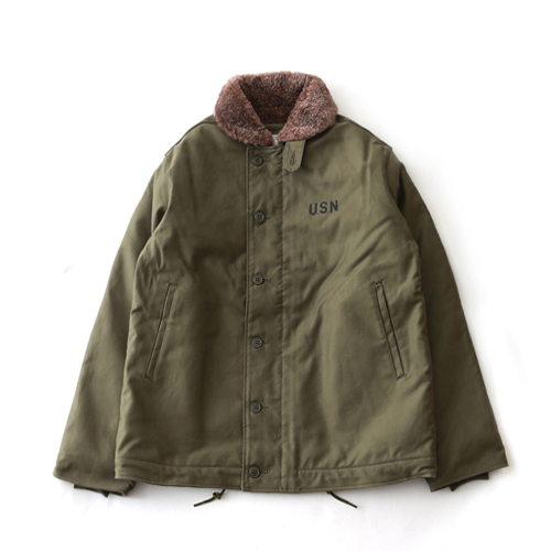 HOUSTON5N-1 Jacket, Olive