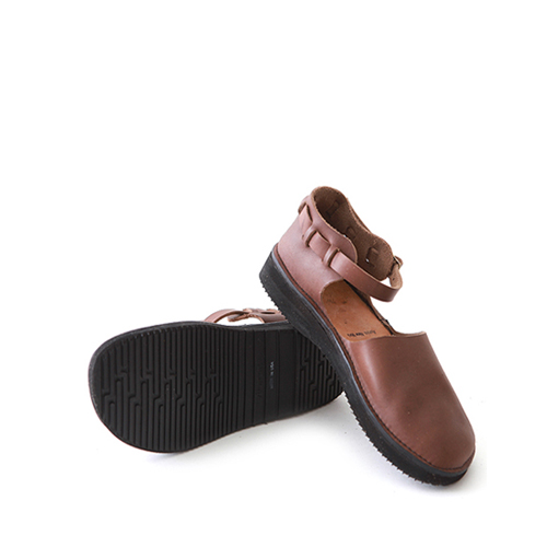 AURORA SHOE CO.Chinese Brown (Women's)