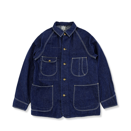 ORSLOW50's Cover All JacketOne Wash