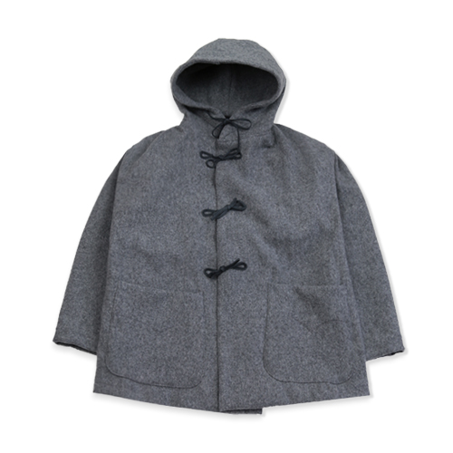 MONITALY Field Shell Jacket, Charcoal