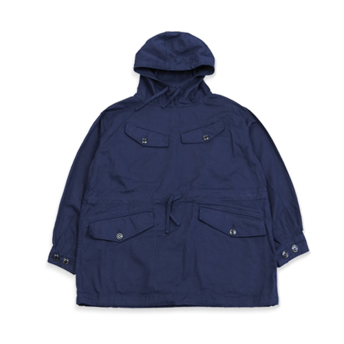 MONITALY Mountain Smock Herringbone, Navy