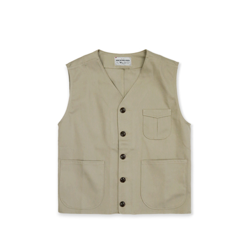 KNICKERBOCKER Jacks Vest, Khaki