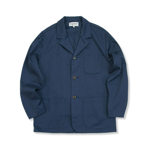 KNICKERBOCKER Sack Coat, Navy