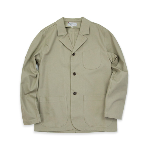 KNICKERBOCKER Sack Coat, Khaki