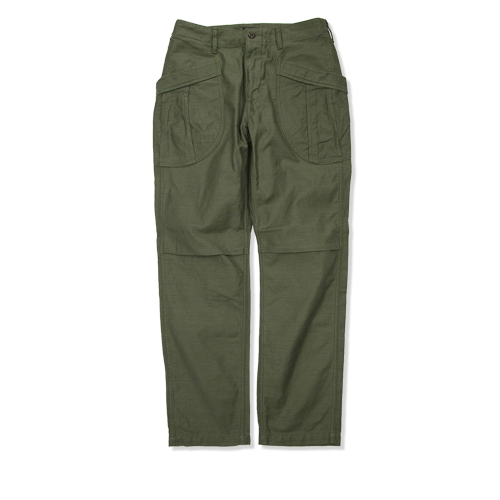 A VONTADE Fatigue Trousers, Olive