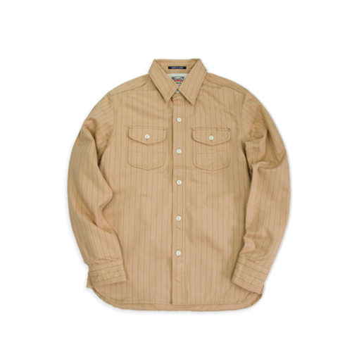 HOUSTON 40131 Shirts, Khaki
