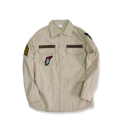 HOUSTON 40233 Shirts, Khaki
