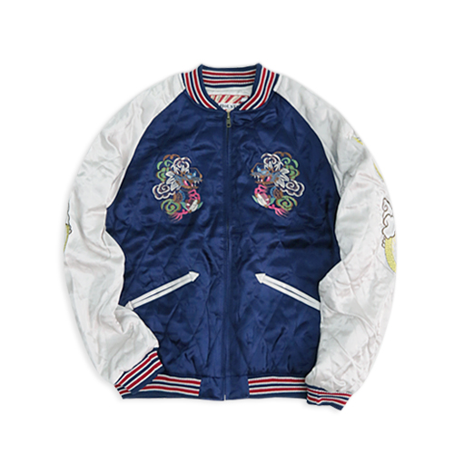 HOUSTON 50434 Blouson, Navy