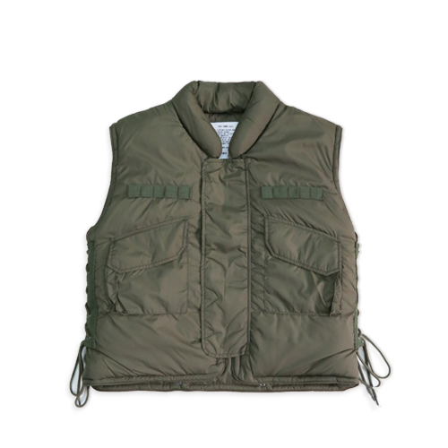 HOUSTON Body Armor Vest, Olive Drab