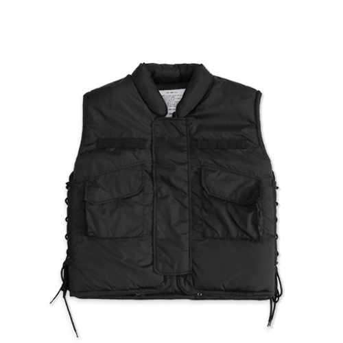 HOUSTON Body Armor Vest, Black
