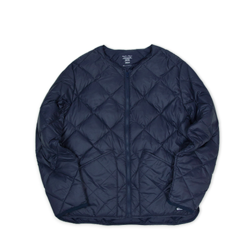 GERALD & STEWART BY FIDELITY Light Down Quilt Jacket Pertex, Navy