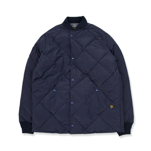 COMFY Down Jacket, Navy
