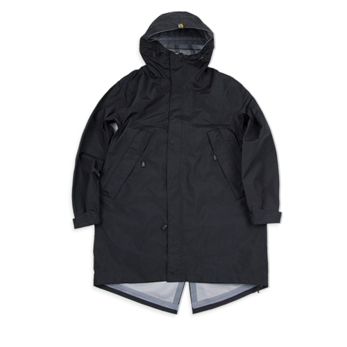 COMFY One Week Trip Shell, Black